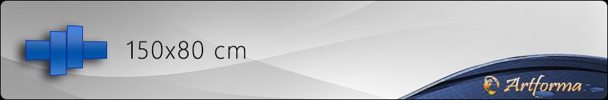 150x80 cm (4 cz.)